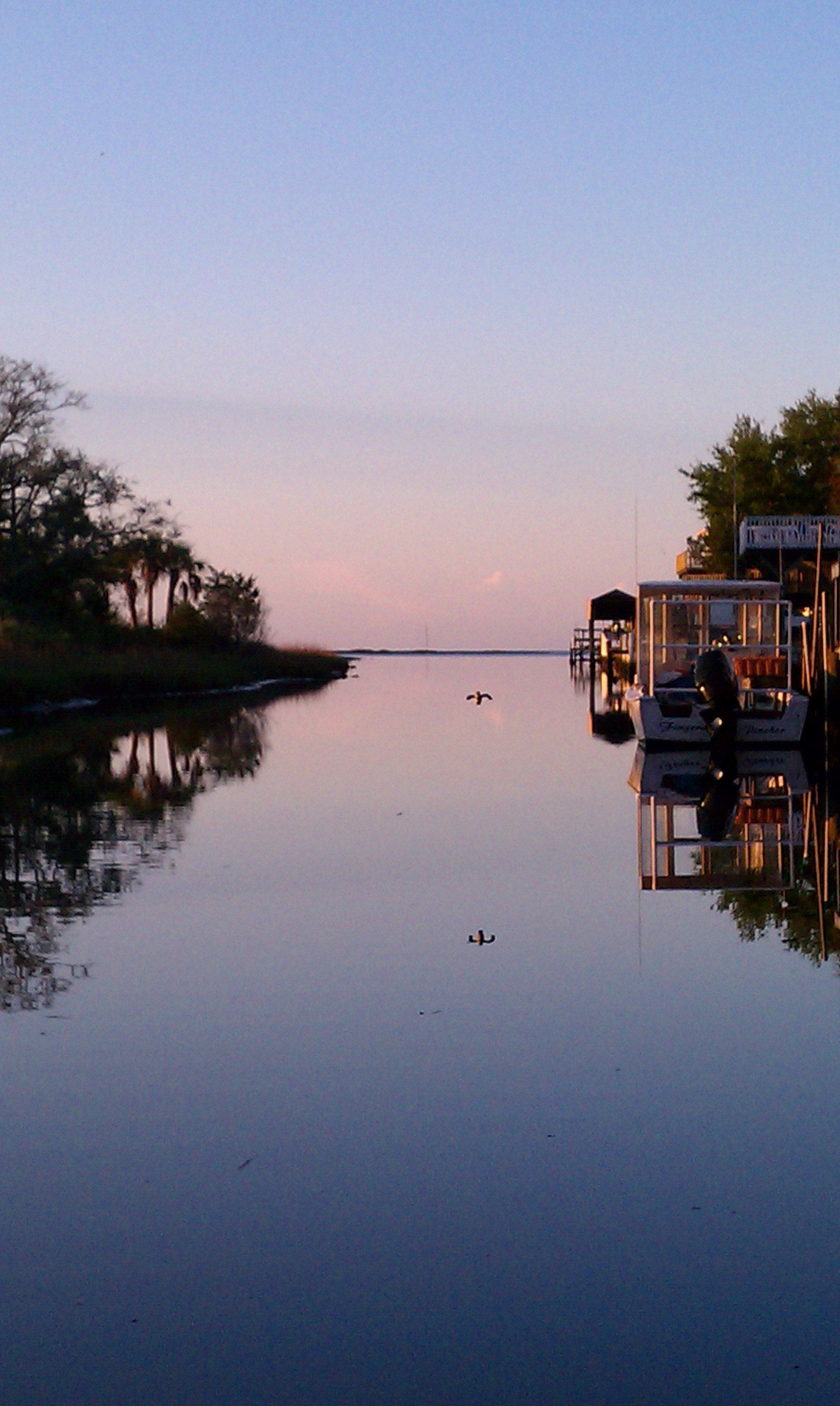 best fishing villages in florida